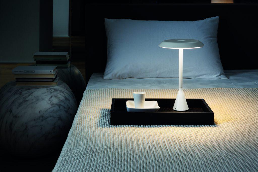 Lampe De Table Panama Led Sans Fil Rechargeable Lumière